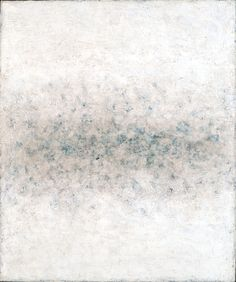 Modrozelený pruh (Bluegreen Stripe) 95x80 2016