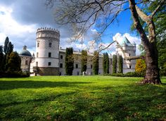 castle of Krasiczyn,  Poland
