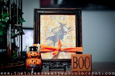 Halloween Witch Printable