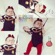 Hey, I found this really awesome Etsy listing at https://www.etsy.com/uk/listing/261166752/gryffindor-baby-hogwarts-uniform-harry