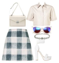 Untitled #239 by leximt on Polyvore featuring polyvore, fashion, style, Motel, Mulberry, Topshop, Wildfox and clothing