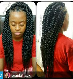 Love these Senegalese Twist