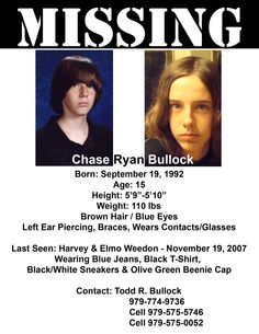 missing people | MISSING PERSON Graphics, Pictures, & Images for Myspace Layouts Missing Loved Ones, Missing Child, Missing Persons, Amber Alert, Bring Them Home, Cold Case, Social Media Pages, Cry For Help, Have You Seen