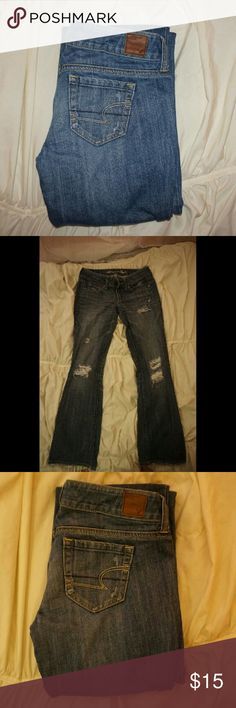 *SALE* American eagle distressed jeans Good used condition  *OFFERS WELCOME* American Eagle Outfitters Jeans Boyfriend