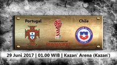 Prediksi Portugal vs Chile 29 Juni 2017