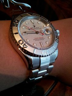 Rolex The Yacht-Master review | luxury watch review