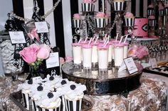 Renita's Chanel 40th Birthday Party | CatchMyParty.com