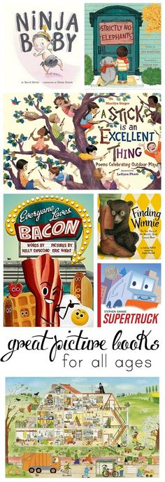 Practical Family Living for Book Loving Parents: 8 Picture Books to Read with a Cup of Cocoa
