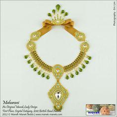 Manek-Manek Beads-Imitation soutache