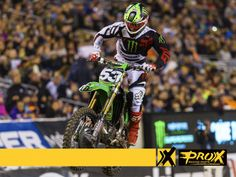 Monster Energy/Pro Circuit/Kawasaki Team Continues the Fight