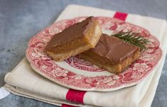 12 Days of Holiday Cookies: Recipe for gold bars