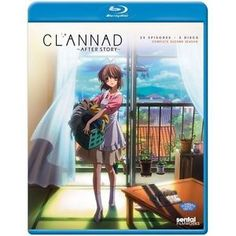 Clannad: After Story - Complete Collection (Blu-ray Disc, 2012, 3-Disc Set)