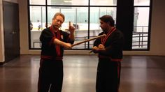 I address a common problem in the proper angulation of the wrist while holding the cane. http://www.bamboospiritmartialarts.com http://www.facebook.com/Bambo...