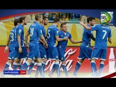 Gol Giacherini Italia vs Brasil 2-4 Copa Confederaciones 2013