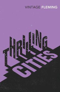 sobrecapas: Não-Ficção por Ian Fleming
