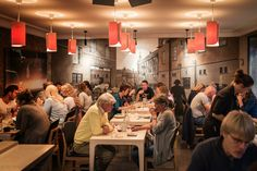 Smalhans, Oslo Oslo, A Food, Conference Room, Restaurant, Home Decor, Meeting Rooms, Restaurants, Interior Design, Home Interior Design