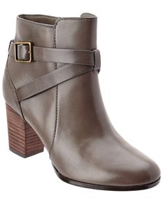Cole Haan Cassidy Leather Buckle Bootie is on Rue. Shop it now.