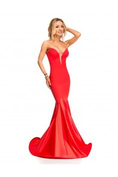 Dress 17117 Glam Dresses, Formal Dresses, Street Outfit, Fall Collections, Strapless Dress Formal, Mermaid, Prom, Outfits, Shopping