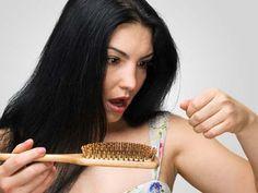 Tratamento caseiro para queda de cabelo e oleosidade - 6 ramos de alecrim, acrescente 100 ml de shampoo,  100 ml de vinagre e 600 ml de água - este a seguir...