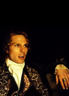 Tom Cruise as Lestat in Interview with the Vampire