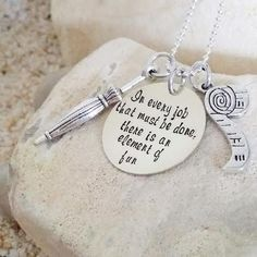 Necklace - Jewelry - Disney - Mary Poppins - Hand Stamped - Stamped Jewelry - Christmas Gift - Stocking Stuffer by KKandWhimsy on Etsy https://www.etsy.com/listing/203190917/necklace-jewelry-disney-mary-poppins