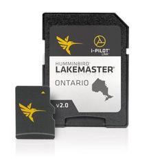 LakeMaster Ontario v2 SD card with micro SD card Saint Lawrence River, St Lawrence, Ontario, Rainy Lake, Ottawa River, Image Overlay, Aerial Images, Lake Champlain, Cartography