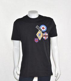 8b5d15db2 DSQUARED2 short sleeve t-shirt