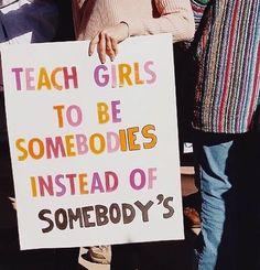 Feminism uploaded by Lola Wilde on We Heart It