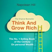 I finished listening to Think and Grow Rich (Unabridged) by Napoleon Hill, narrated by Varoon P Anand on my Audible app.  Try Audible and get it free.