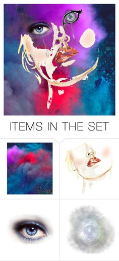 """""""Realizing Betrayal II"""" by izimaher ❤ liked on Polyvore featuring art"""