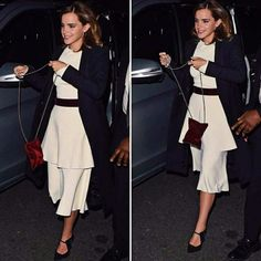 NEW PHOTOS  •• new ; event | Beauty and the Beast London Screening Afterparty ✨  Crediti : Loving Emma Watson ϟ  ~EmWatson