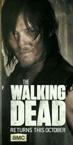 Season 6 Daryl Dixon