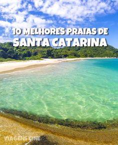 10 melhores praias de Santa Catarina: um dos melhores litorais do Brasil, Santa Catarina reserva praias intocadas. Confira paraísos em Florianópolis, Praia do Rosa, Bombinhas e Costa Verde: