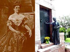 A New Orleans, nel cimitero di Metairie, c'è una tomba che non può passare inosservata. apparteneva a Mary Deubler , la donna più conosciuta di New Orleans.