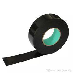 "Black Waterproof Silicone Rubber Self Fusing MAGIC Repair Tape STRONG 4/"" X 5 FT"