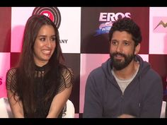 ROCK ON 2 music launch | Shraddha Kapoor, Farhan Akhtar, Arjun Rampal.