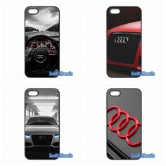 Audi Car Logo Hard Phone Case Cover For Samsung Galaxy S S2 S3 S4 S5 MINI S6 S7