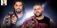 wwe raw 2 november 2017-Roman Reigns vs Kevin Owens