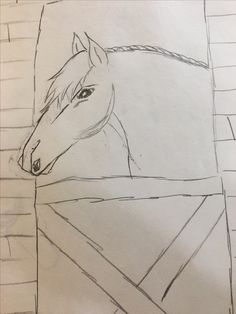A drawing of RQH Native Cheyenne