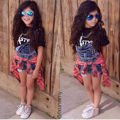 Tween fashion, little girl fashion, toddler fashion, cute fashion, toddler Tween Fashion, Little Girl Fashion, Toddler Fashion, Toddler Outfits, Cute Fashion, Outfits Niños, Kids Outfits, Fashion Outfits, Style École