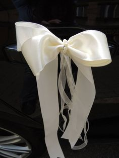 Decoration #wedding car ... Wedding ideas for brides, grooms, parents & planners ... https://itunes.apple.com/us/app/the-gold-wedding-planner/id498112599?ls=1=8 … plus how to organise an entire wedding, without overspending ♥ The Gold Wedding Planner iPhone App ♥