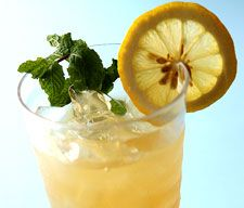 Southern Iced Tea Punch  Ingredients:     2 family-size tea bags   1/2 cup granulated sugar   1 (6-ounce) can frozen lemonade concentrate   1 (12-ounce) can pineapple-orange concentrate   1 lemon or orange, sliced (optional)   2 mint sprigs (optional)     Instructions:     Bring 8 cups water to boil. Add the tea bags; steep for 5 minutes. Remove tea bags and discard. Stir in sugar until dissolved. Pour the tea into a gallon plastic jug with a tight lid. Add the concentrates, stir and chill…