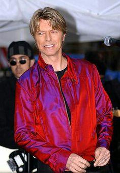 David Bowie.....mmmmmmmm
