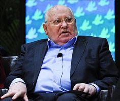 Mijail Gorbachov, de 83 anos, ingresa en un hospital