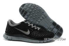 1cf6b85439306 Nike Free 4.0 V2 Anti Fur Black White TopDeals