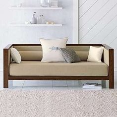 Magnificent Wooden Daybed Frame Bqyrtl