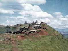 Pleiku Dragon Mountain Vietnam 1969 | Panoramio - Photo of Dragon Mountain Signal Site - Pleiku 04/Nov/1969 ...