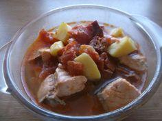 Katalońska zupa rybna | Recipes | Culinary Portfolio