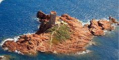 Bateau Îles de Lérins : Île Sainte Marguerite - Trans Côte d\'Azur ...