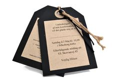 Indbydelse til konfirmation dreng Andre Saml selv Diy Invitations, 25th Anniversary, Happy Birthday, Paper Crafts, Creative, Party, Inspiration, Fun, Wraps